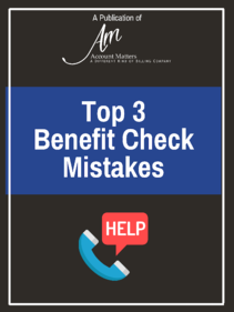 Top 3 Benefit Check Mistakes